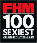 FHM TOP 100 SEXY 2011